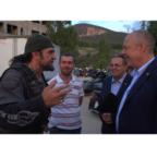 Deutsche Mitte zu Gast auf der Krim: Bike-Show der Nachtwölfe!
